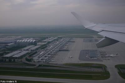 Munich airport, münchen flughafen, münchens flygplats