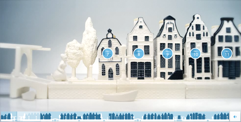 all of the houses this girl lel klm houses