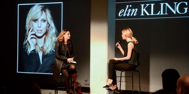 Entrevista com Elin Kling para a Oriflame