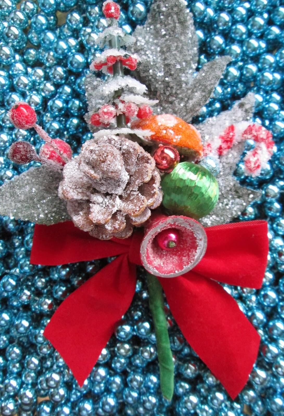 Wacky Tacky Crazy Crafty Christmas Corsages