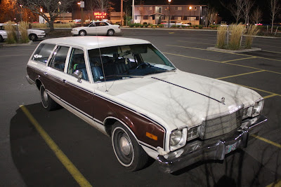 1977 Plymouth Volare Wagon.