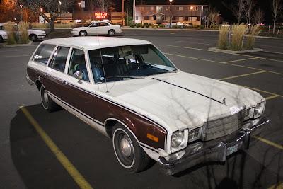 1977 Plymouth Volare Wagon.