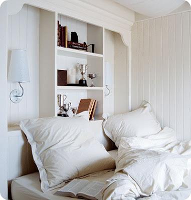 Boiserie & c.: 55 trucchi per arredare mini camere da letto