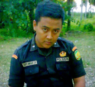 indonesian prison guard jailed drug trafficking