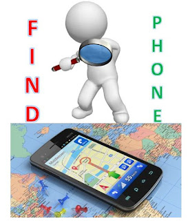 finding a lost phone ,track my lost mobile