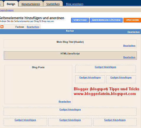Blogger Blogspot Social Share Buttons entfernen