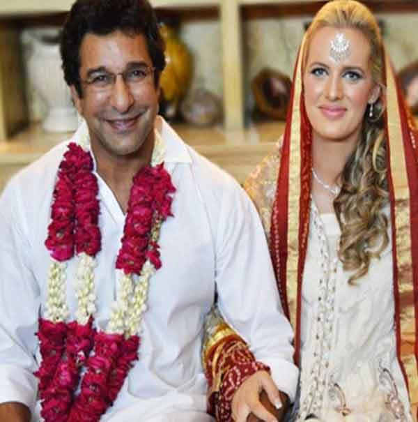 wasim akram relationship with imran khan and reham