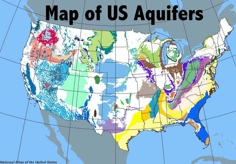 the ogallala aquifer Underlying eight states in america's great plains, the ogallala aquifer provides water to nearly one-fifth of the wheat, corn, cotton and cattle produced in the.