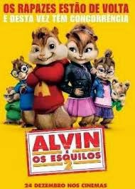 Assistir Filme Alvin e os Esquilos 2 Dublado Online