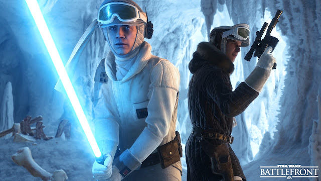 This Week In Videogames 31/01/2016 star wars battlefront luke han hoth outfits