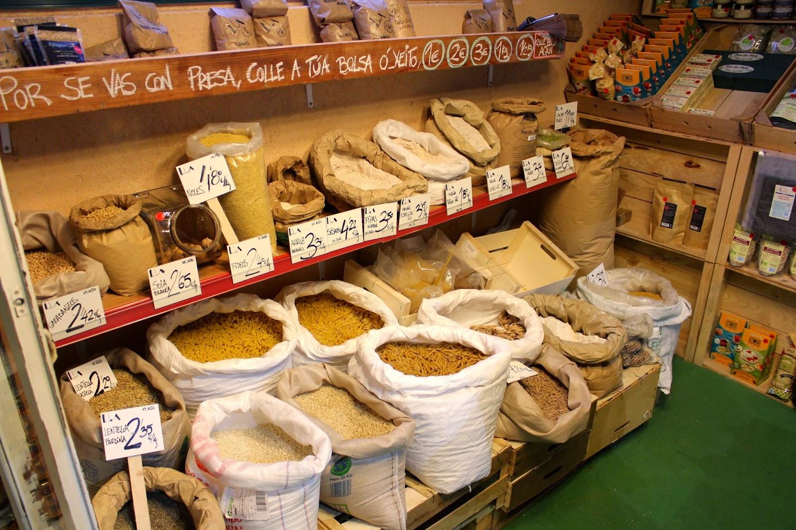 La buena pitanza ultra alimento tienda gourmet de lal n for Muebles usados pontevedra