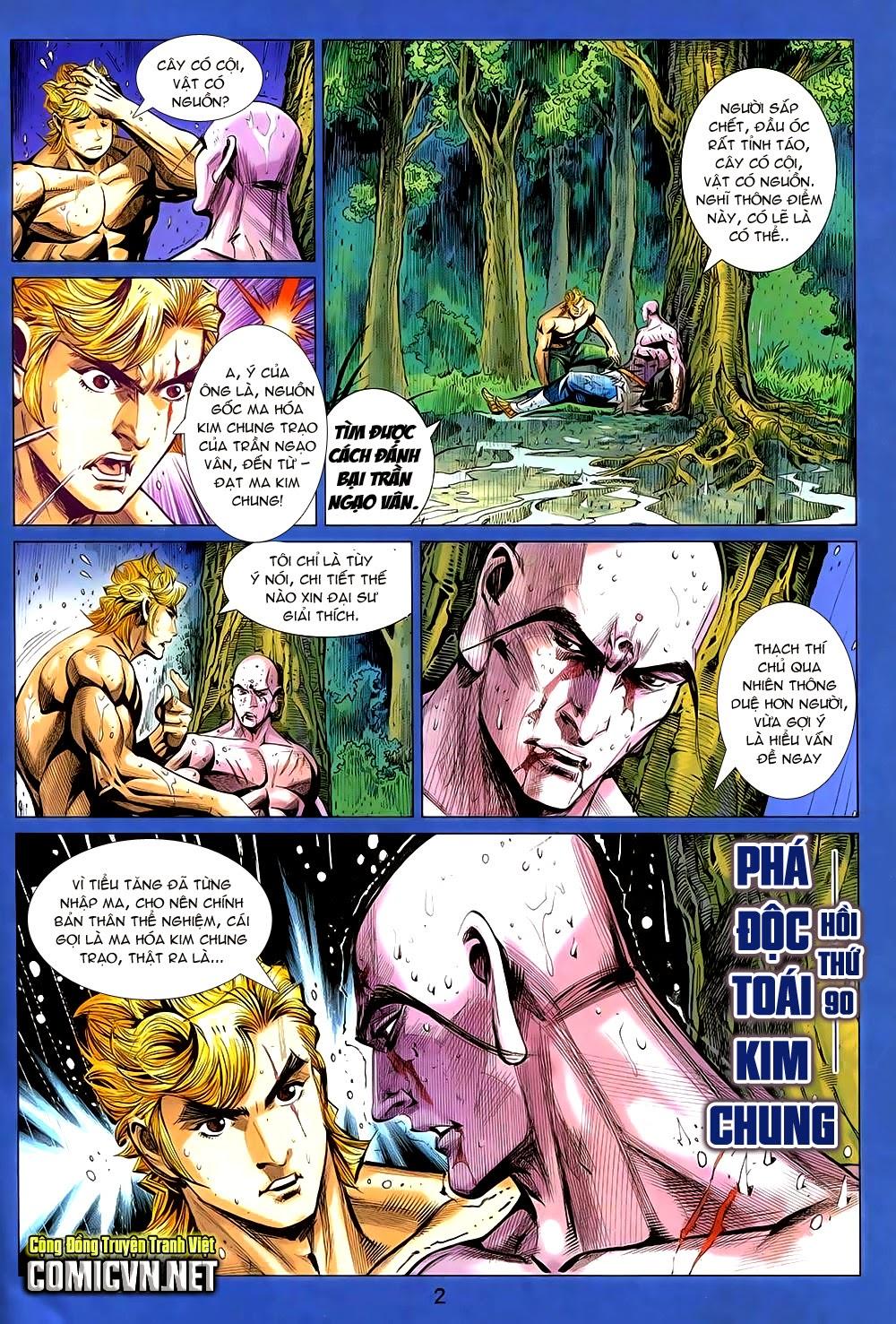 Thạch Hắc Long Truyện Chap 90 - Trang 2
