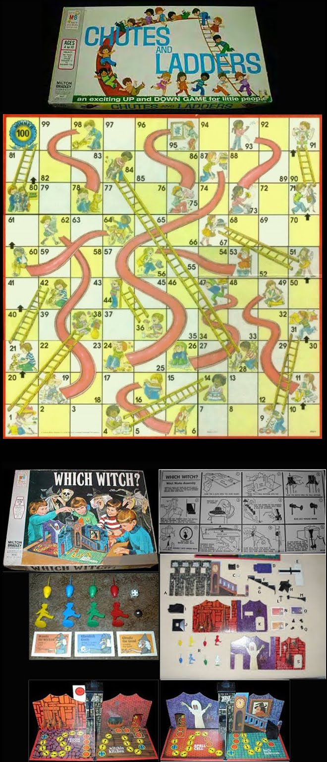 Chutes &amp; Ladders: