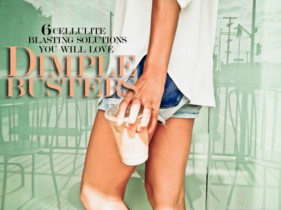 Anti Cellulite, cellulite cream, collagen, viatmin C, Beauty, Fat girl slim, Bliss Fat girl slim, Bliss cellulite cream, Best beauty blog, Top fashion blog, Stuff She Likes