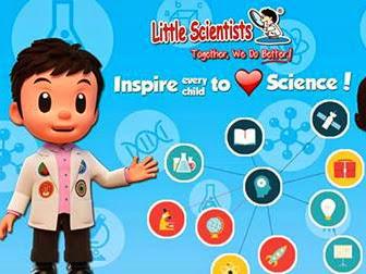 Little Scientists : Belajar Sains Dengan Bermain