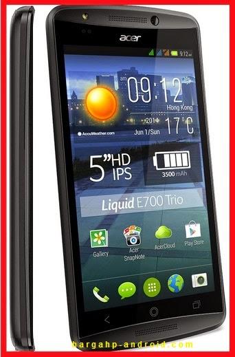 Harga HP Acer Liquid E700