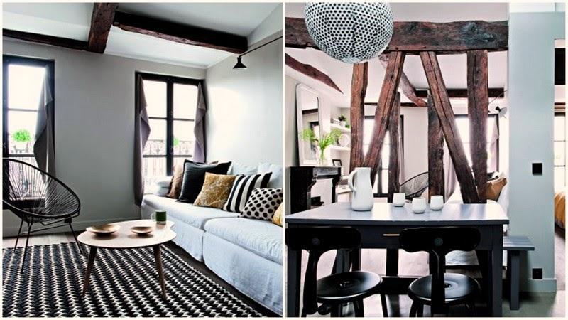 la maison po tique prenons le temps. Black Bedroom Furniture Sets. Home Design Ideas