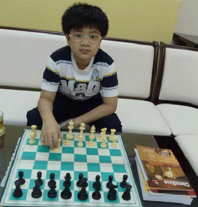 Nguyễn Anh Khôi ước mơ làm bác sĩ