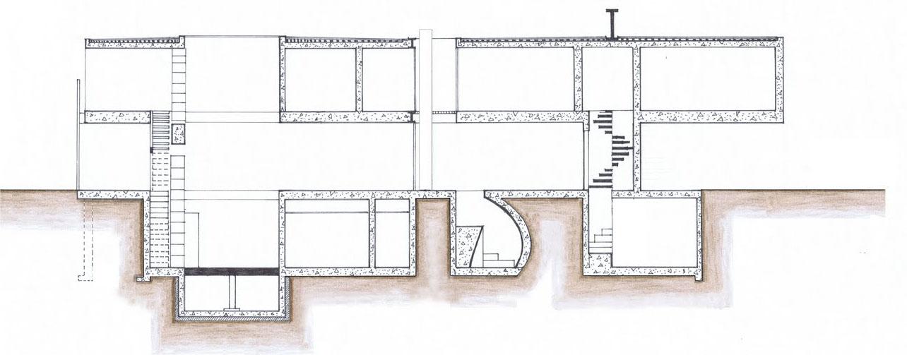 Dab 810 exemplar house 1 maison a bordeaux for Maison bordeaux