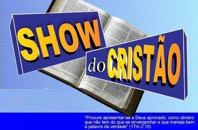 Jogo Show do Cristão.
