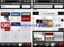 opera mini apk download for windows 7
