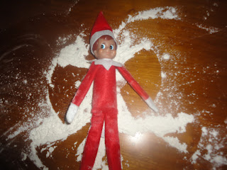 Diary of a crazed mommy timmy the elf is here i have really enjoyed hearing the kids rush from their beds asking each other where timmy is it cracks me up when they ask timmy what in the world is he spiritdancerdesigns Images