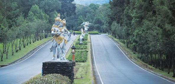 Bedugul Kebun Raya Bali (Eka Karya) Tabanan Bali, tempat wisata