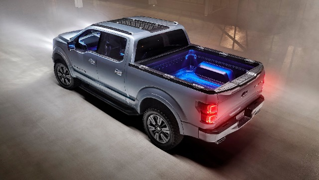 2014 Ford Atlas