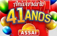 Aniversário 41 Anos Assaí Atacadista