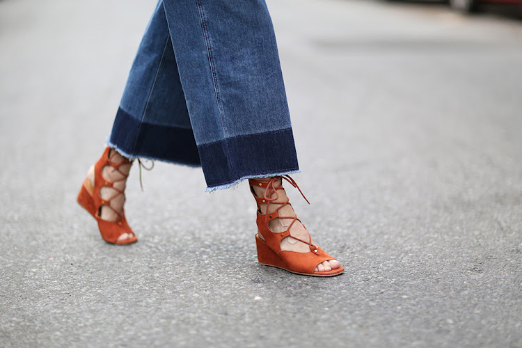 Inspiration: Lace up shoes
