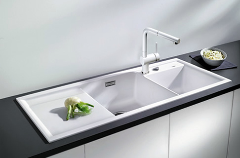 Select Home Cleaning Blog: Ceramic Sink Dos and Don\'ts – Read Tips ...