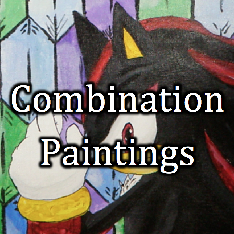 Painting (10-12) | Combination Painting