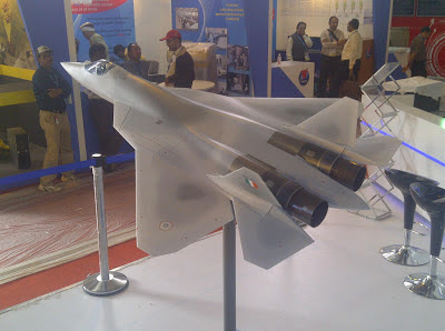 FIRST PHOTOS: The 5th Gen Sukhoi-HAL Prospective Multirole Fighter