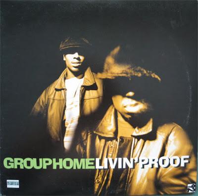 Group Home – Livin' Proof (CDS) (1995) (320 kbps)