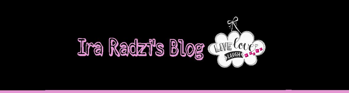 Ira Radzi's Blog