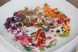 Miniature Fruit and Veggies by Petitplat, Stephanie Kilgast