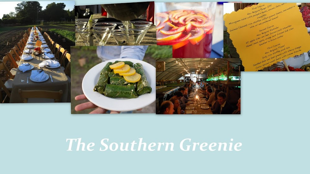 The Southern Greenie