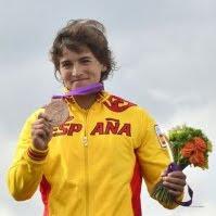 Maialen Chourraut medalla de bronce Piragüismo Slalom k-1 España Juegos Olímpicos de Londres 2012