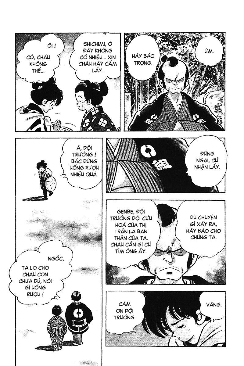 Nijiiro Togarashi - Ớt Bảy Màu chap 1 - Trang 11