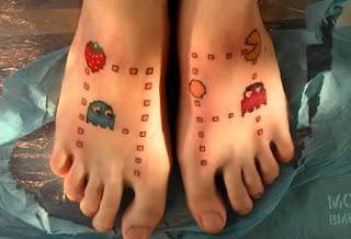 Imagens de Desenhos de Tatuagens Criativas e Inusitadas