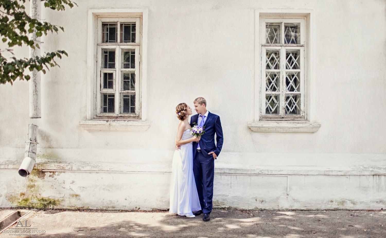 свадебная фотосесссия в Останкино