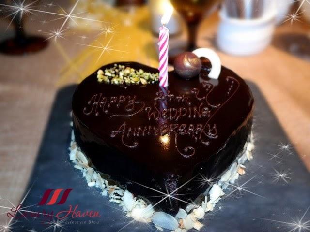 tosca italian restaurant wedding anniversary celebration
