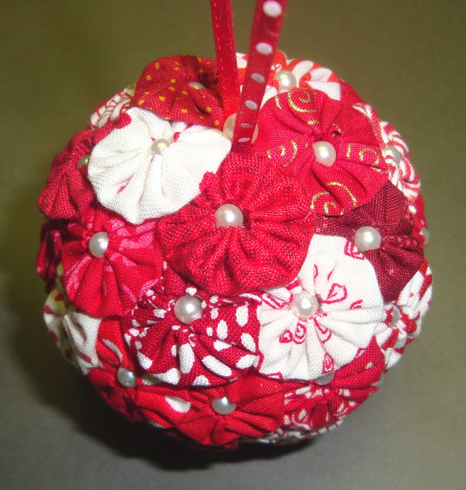 FABRIC THERAPY: Ornament Exchange Offering