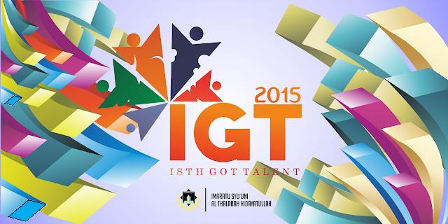 Banner IGT 2015
