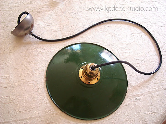 Lámparas vintage de techo. Tienda online de lámparas antiguas restauradas