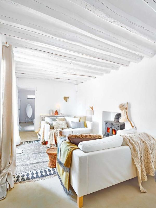 Speciale natale una vecchia casa colonica in spagna for Stile moderno casa colonica