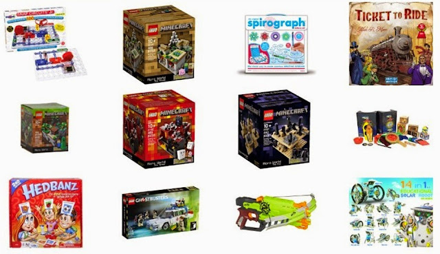 Best And Top Toys For Christmas Gifts - Age Range 8 to 13 Years
