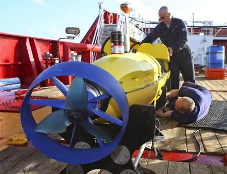 KayKiSpeaks World News Submarine Drone Search