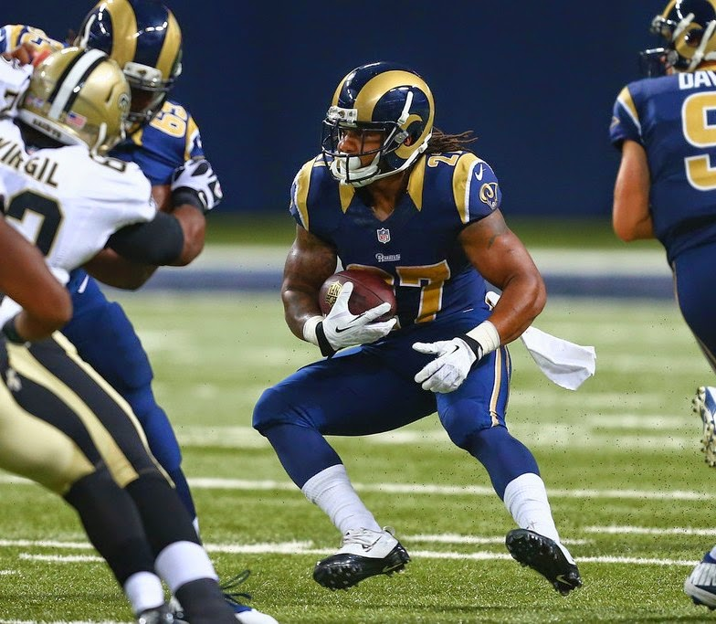 Tre Mason Wallpaper Rams