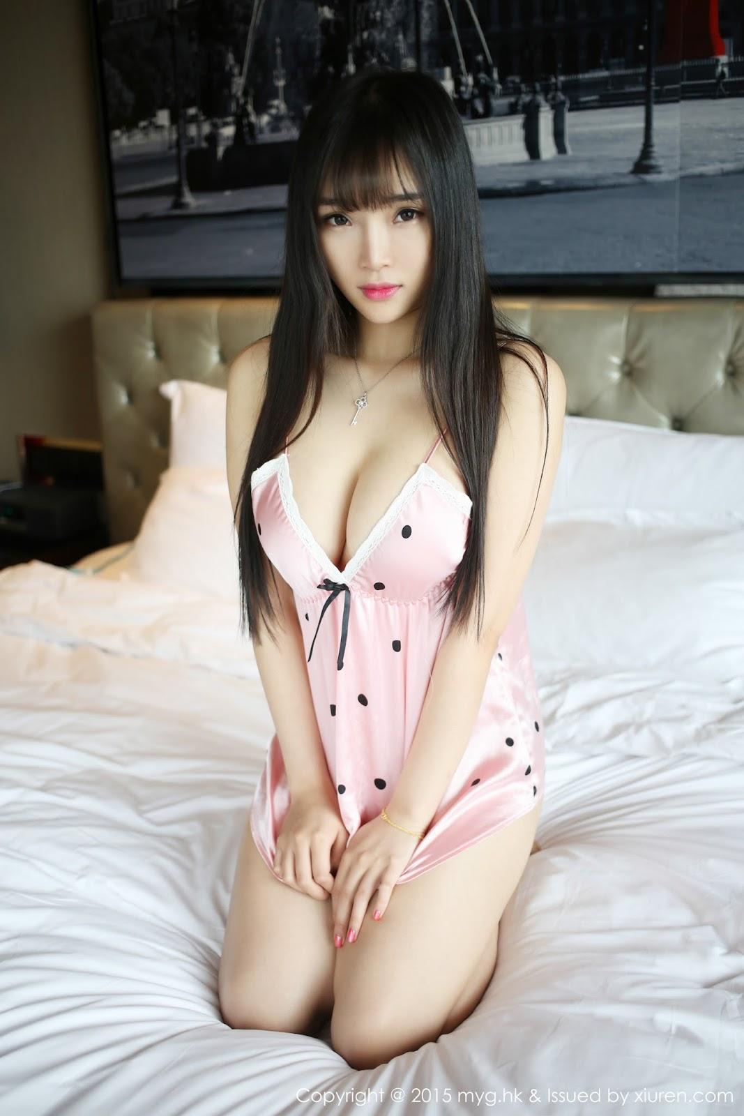 0021 - Sexy Girl Model MYGIRL VOL.118